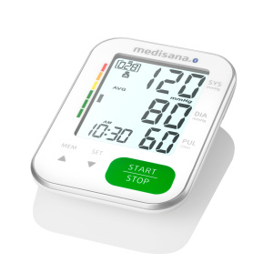 BU 570 connect | Upper arm blood pressure monitor
