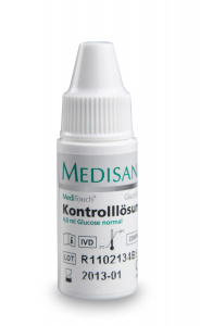 MediTouch/ GlucoDock®   Control Solution