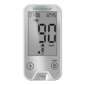 MediTouch 2 connect mg/dL | Blood glucose monitor incl. starter set