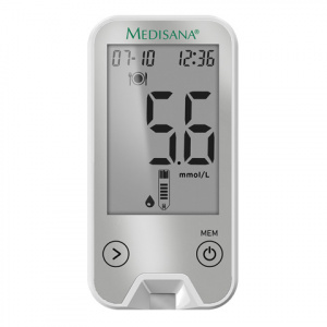 MediTouch 2 connect mmol/L   Blood glucose monitor incl. starter set
