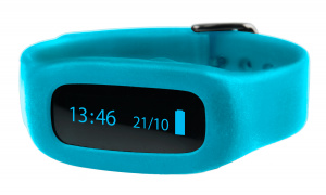 ViFit connect | Wristband blue