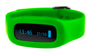 ViFit connect | Wristband green