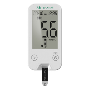 MediTouch 2 mmol/L | Blood glucose monitor incl. starter set