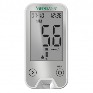 MediTouch 2 connect mmol/L | Blood glucose monitor incl. starter set