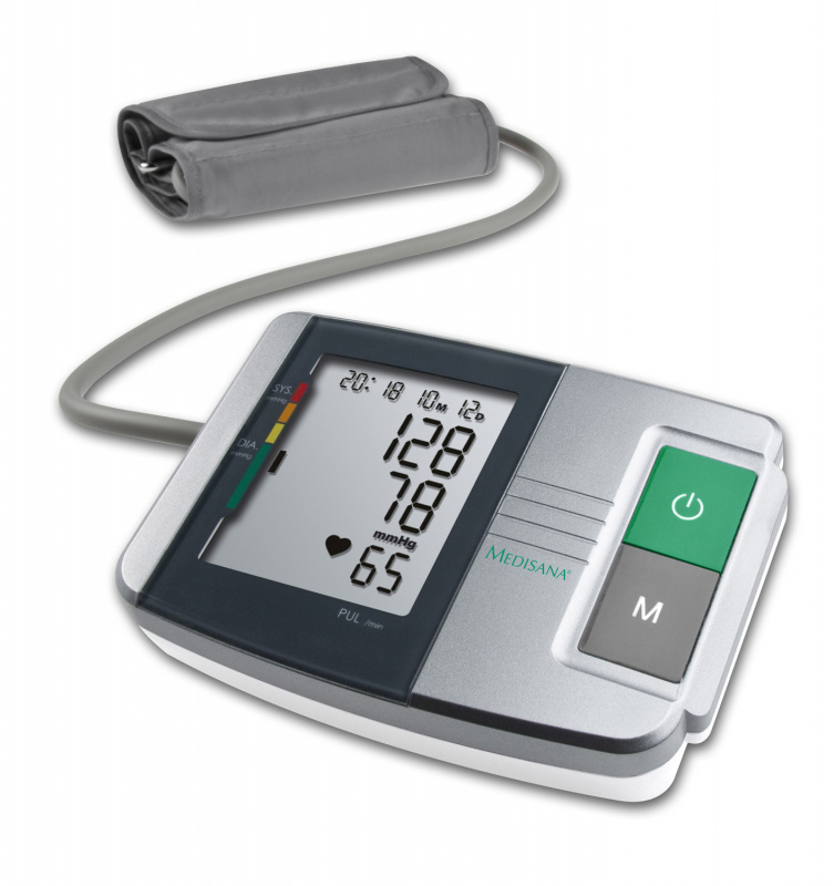 MTS | Upper Arm Blood Pressure Monitor