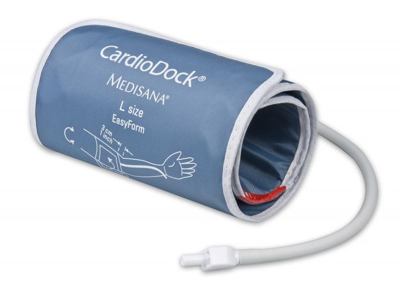 CardioDock/ CardioDock 2 | Easy form upper arm cuff size L