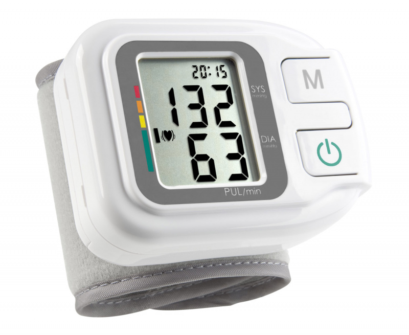 HGH | Wirst blood pressure monitor
