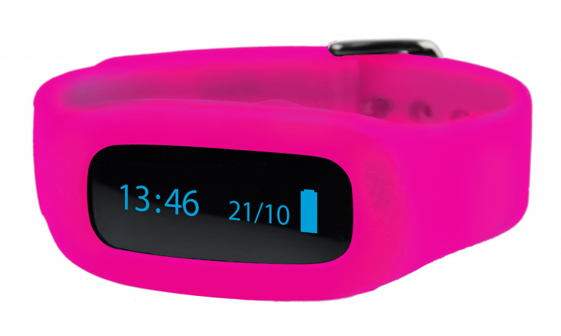 ViFit connect | Wristband pink