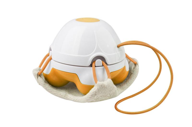 HM 840 | Mini-hand massager - orange
