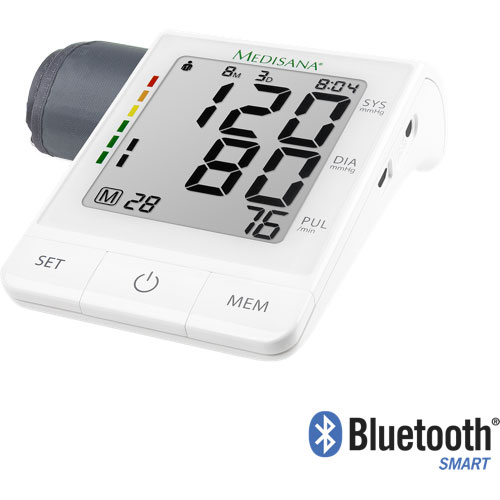 BU 530 connect   Upper arm blood pressure monitor