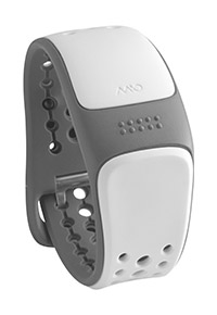 Mio LINK | Heart Rate Band - white