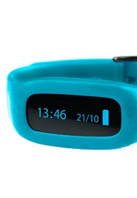 ViFit connect | Wristband blue