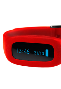 ViFit connect | Wristband red