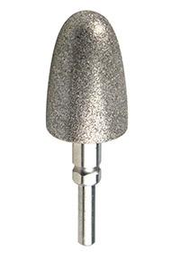 Medistyle L, S, A   Rough grain sapphire cone