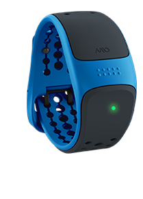 Mio VELO | Cycling Heart Rate Wristband