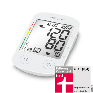 BU 535 | Upper arm blood pressure monitor