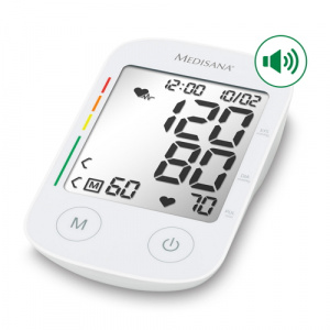 BU 535 Voice [S] | Upper arm blood pressure monitor