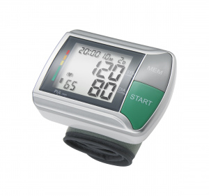 HGN | Wirst blood pressure monitor