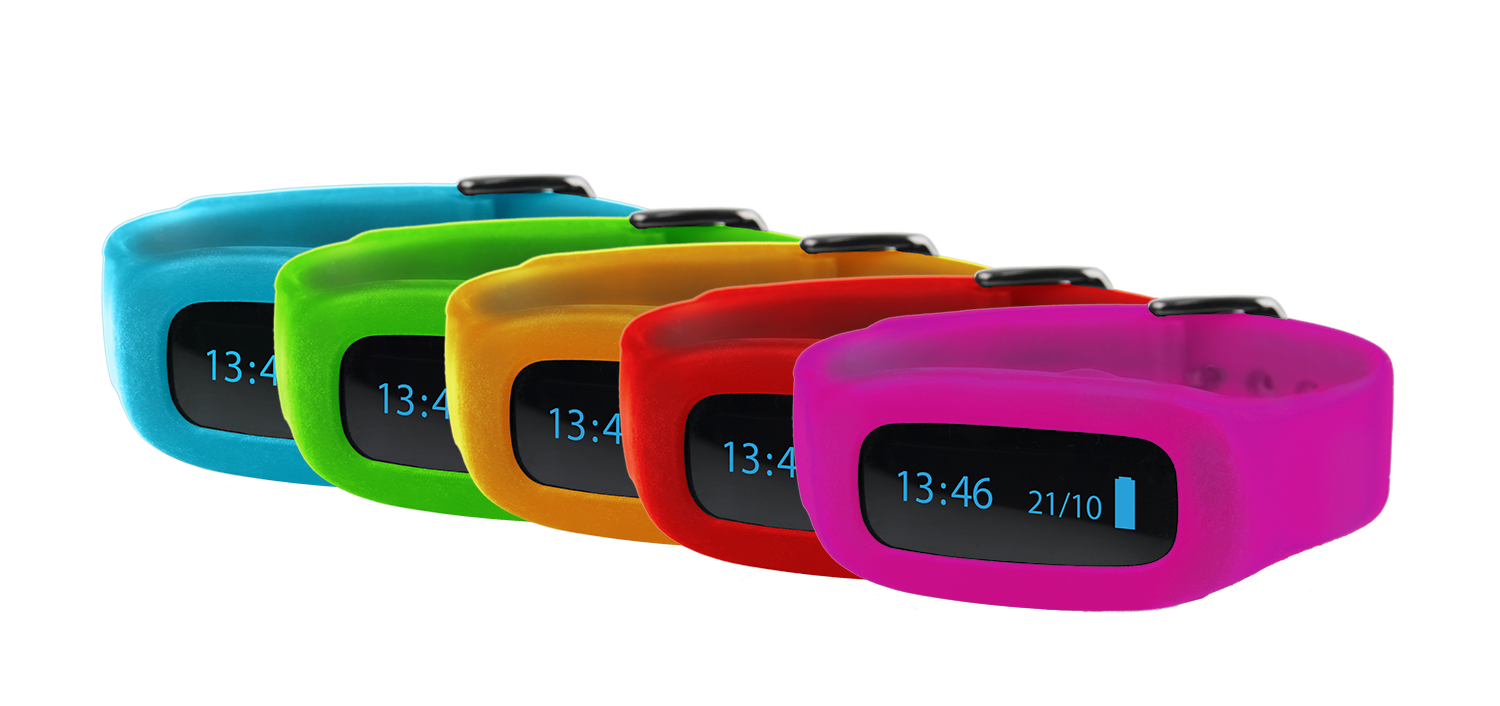 health control oxid connect activity tracker