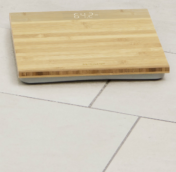 Bamboo personal scale PS 440
